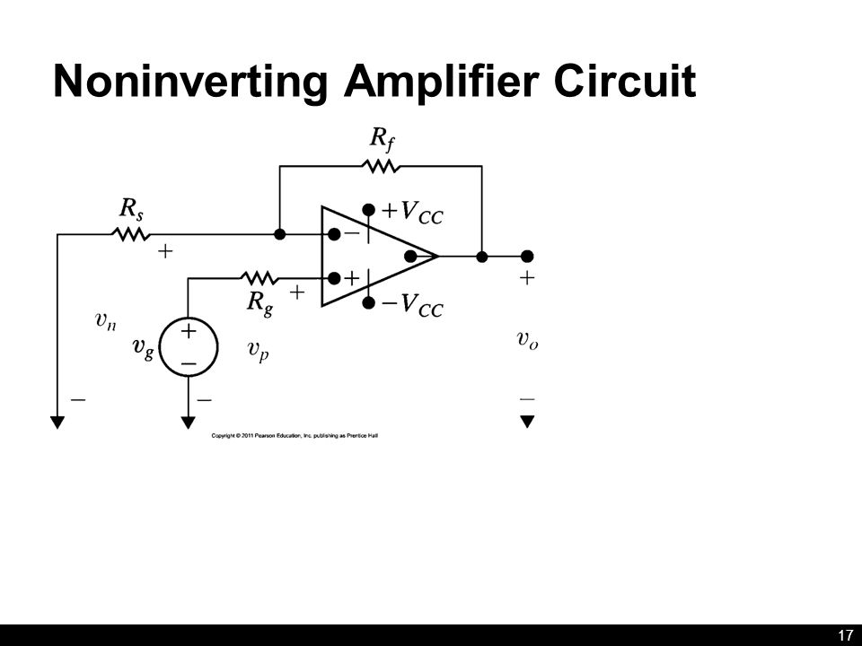 basic amplifier circuit