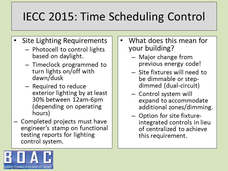 building lighting controls ppt video
