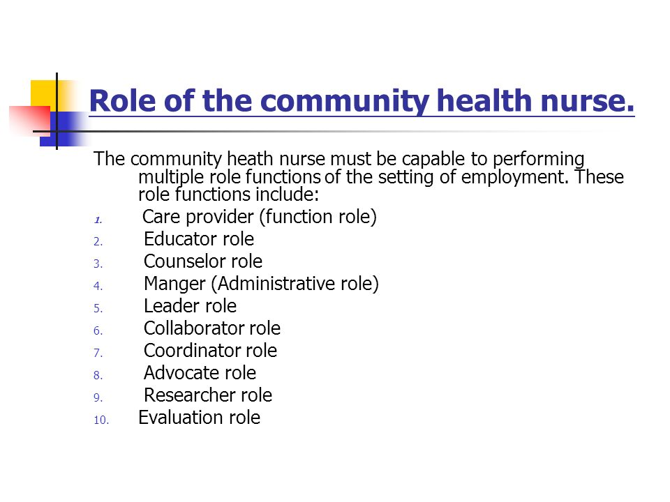 Introduction to community health nursing  ppt video