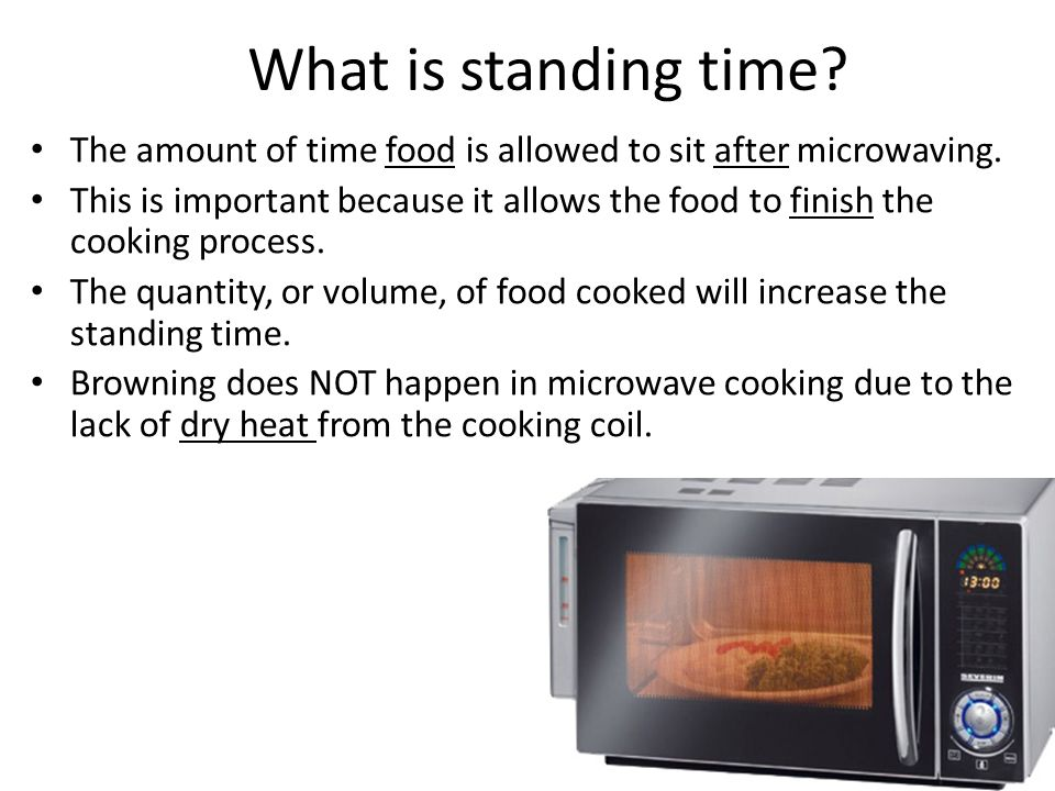 microwave cooking ppt download