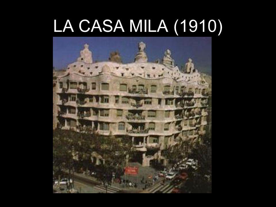 Casa Mila Ppt