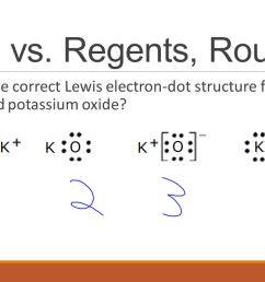 10 a d vs regents round 4 what is the correct lewis electron dot structure  [ 1280 x 720 Pixel ]