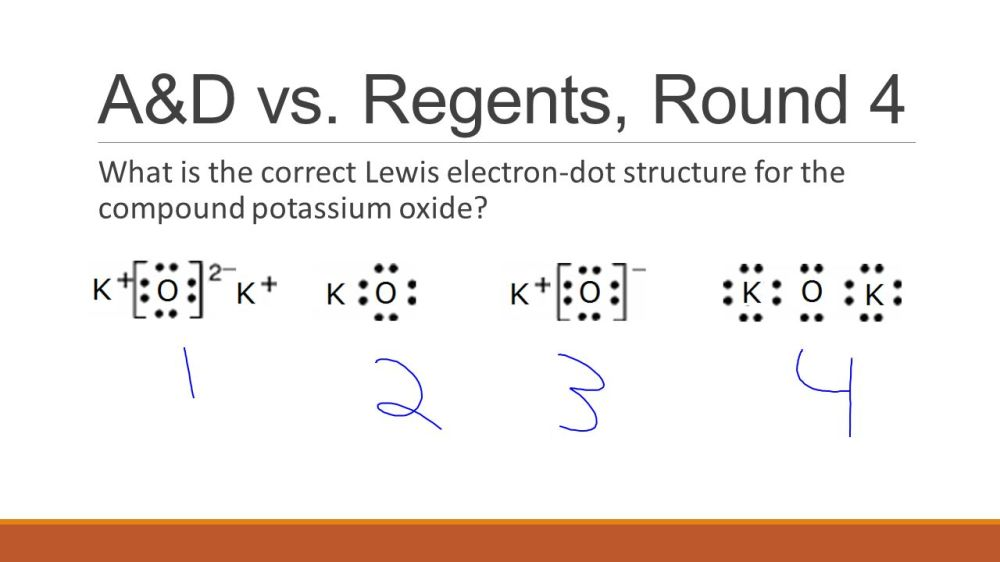 medium resolution of 10 a d vs regents round 4 what is the correct lewis electron dot structure