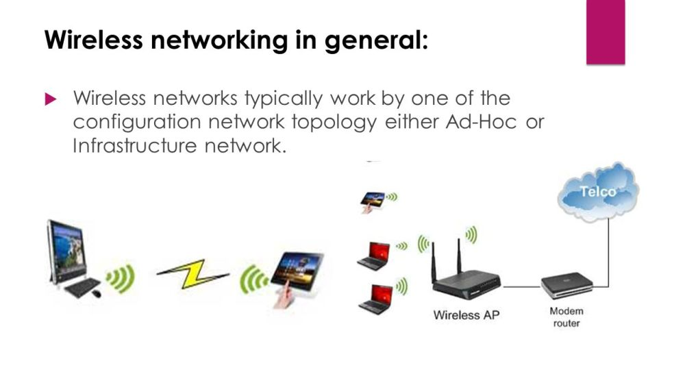 medium resolution of 2 wireless networking in general wireless networks typically work