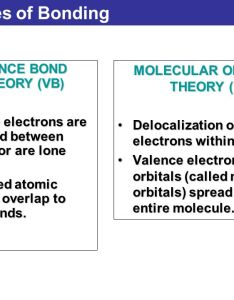 Valence bond theory vb molecular orbital mo also shapes and ppt download rh slideplayer
