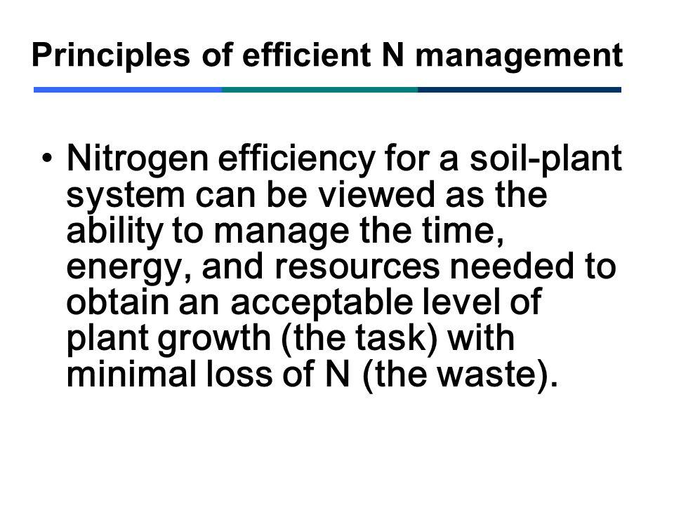 토양과 질소 순환 ppt download