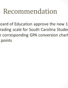 recommendation state board of education approve the new point grading scale also uniform policy april ppt video rh slideplayer