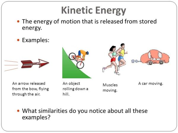 Potential and Kinetic Energy ppt video online download