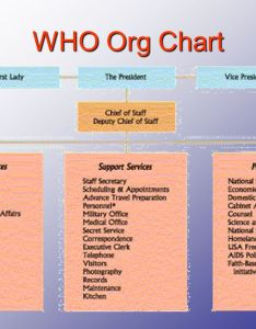 who org chart also executive office of the president ppt video online download rh slideplayer