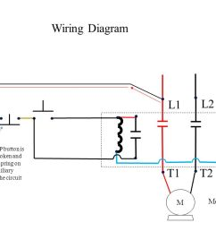 push button station and relay ppt video online downloadl1 l2 t1 t2 wiring diagram n motor [ 1280 x 720 Pixel ]