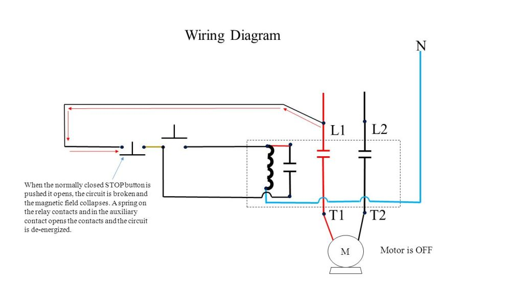 medium resolution of push button station and relay ppt video online downloadl1 l2 t1 t2 wiring diagram n motor