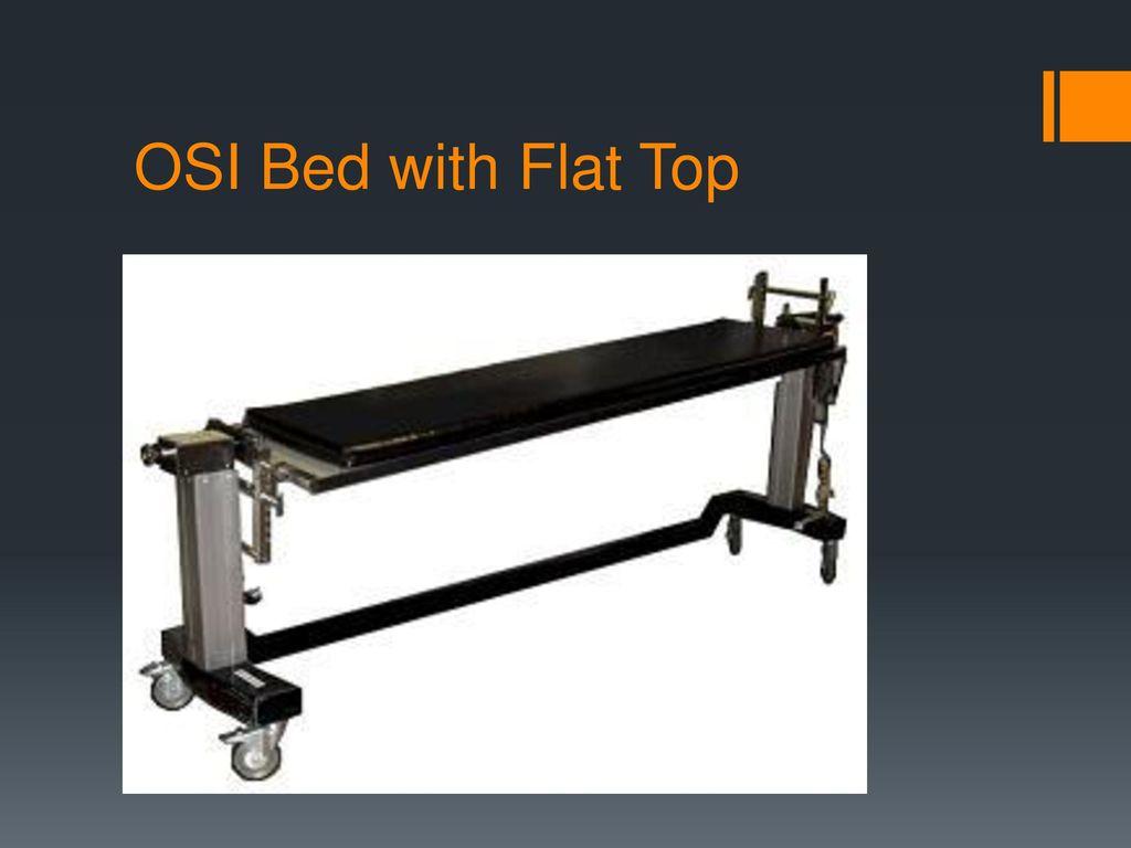 Osi Flat Top Table
