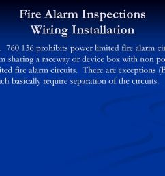 85 fire alarm inspections wiring installation [ 1024 x 768 Pixel ]