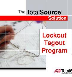 1 lockout tagout program [ 1024 x 768 Pixel ]