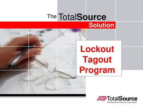 small resolution of 1 lockout tagout program