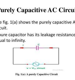 purely capacitive ac circuit [ 1024 x 768 Pixel ]