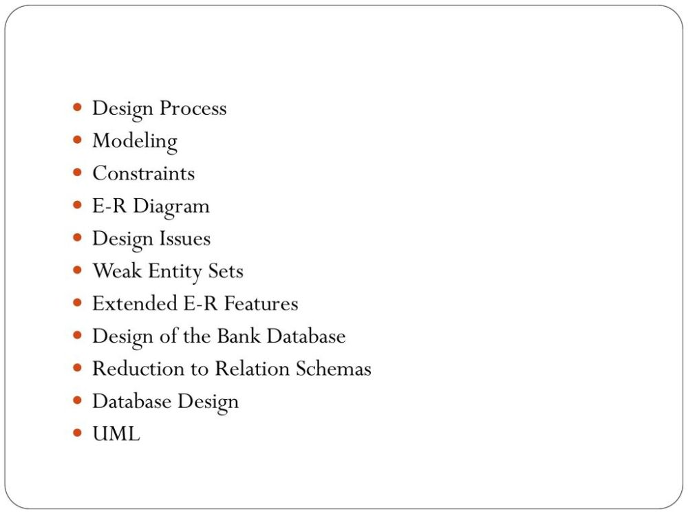 medium resolution of design process modeling constraints e r diagram design issues weak entity sets