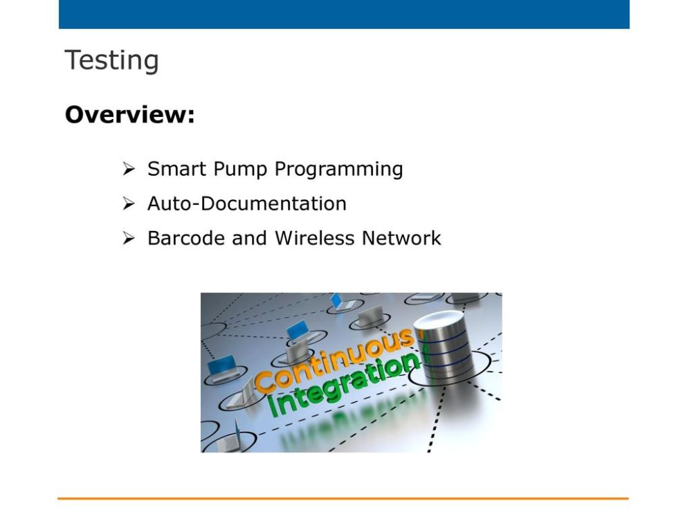 medium resolution of barcode and wireless network testing overview smart pump programming auto documentation