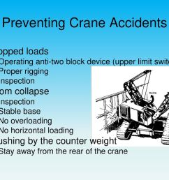 preventing crane accidents [ 1024 x 768 Pixel ]