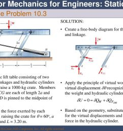 29 sample problem 10 3 solution create a free body diagram  [ 1024 x 768 Pixel ]
