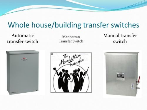 small resolution of 6 whole house building transfer switches