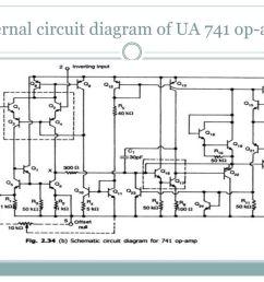 17 internal circuit diagram of ua 741 op amp [ 1024 x 768 Pixel ]
