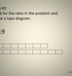7 9 step 1 look for the ratio in the problem and make a [ 1024 x 768 Pixel ]
