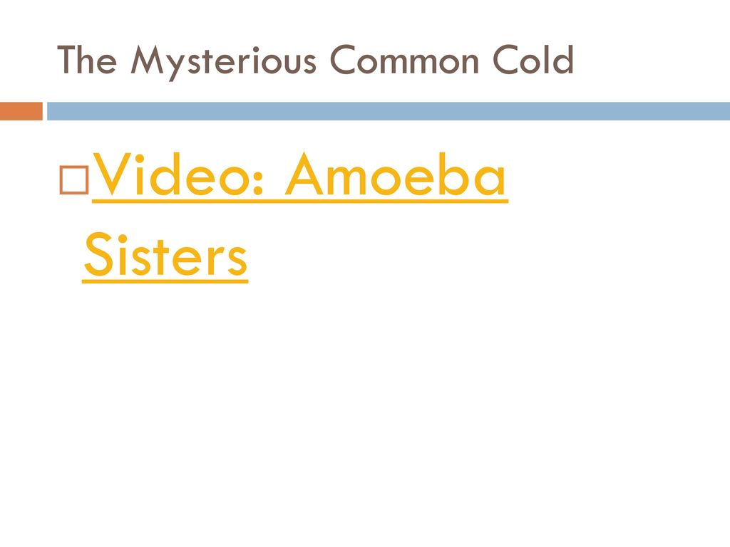 Amoeba Sisters Video Recap Of Viruses And The Mysterious