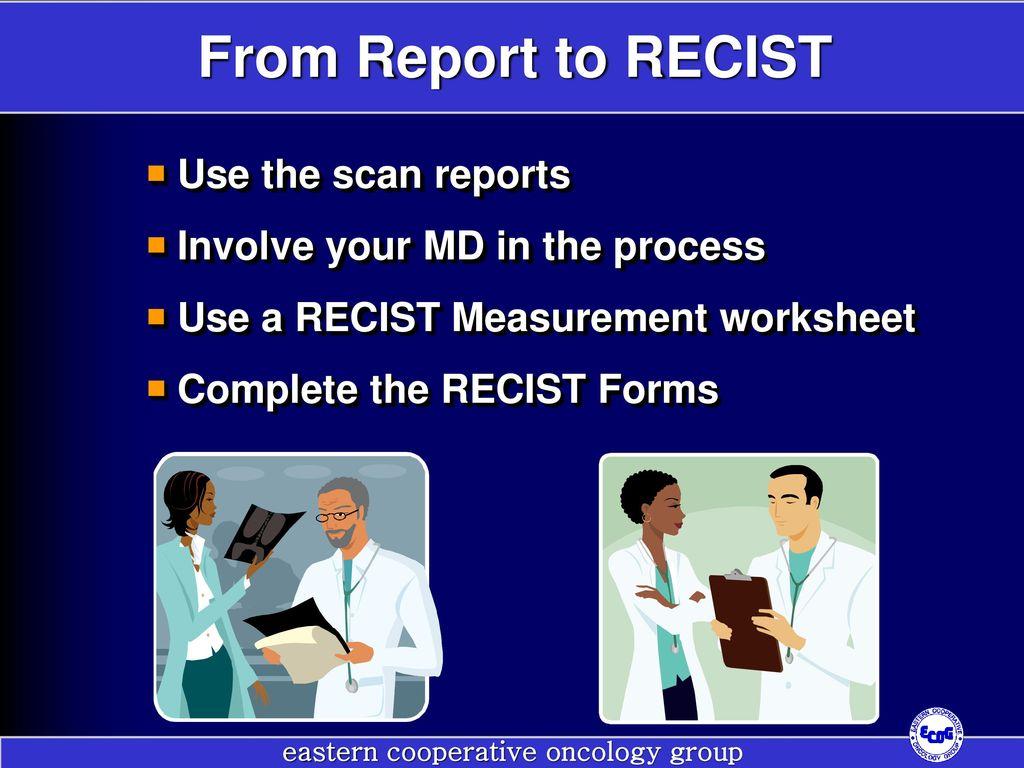 Recist Training Workshop Response Evaluation Criteria In Solid Tumors