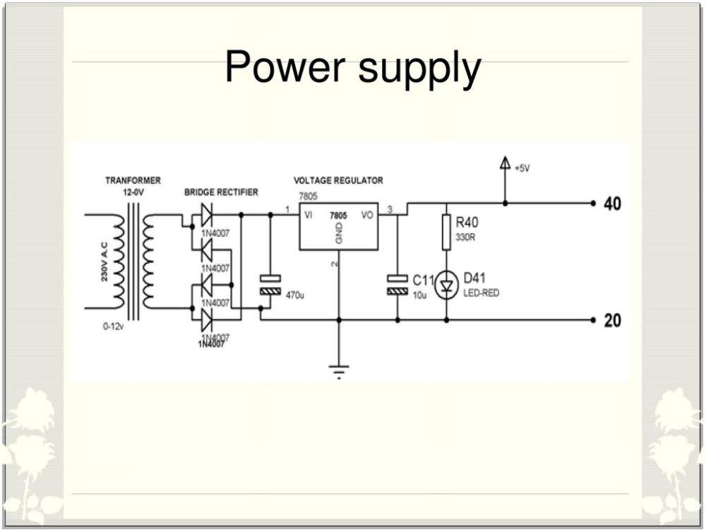 medium resolution of 5 power supply