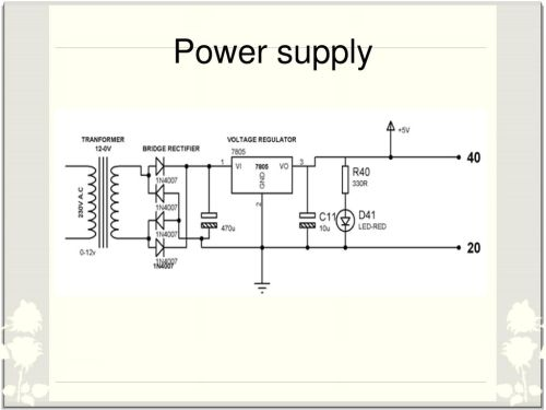 small resolution of 5 power supply
