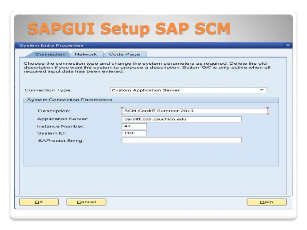 medium resolution of 55 sapgui setup sap scm