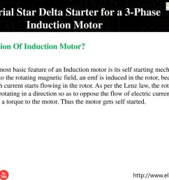 industrial star delta starter for a 3 phase induction motor ppt wiring diagram star delta on induction motor 3 phase electrical [ 1024 x 768 Pixel ]