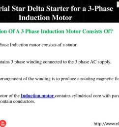 industrial star delta starter for a 3 phase induction motor ppt wiring diagram chapter 11 fullvoltage nonreversing 3phase motors [ 1024 x 768 Pixel ]