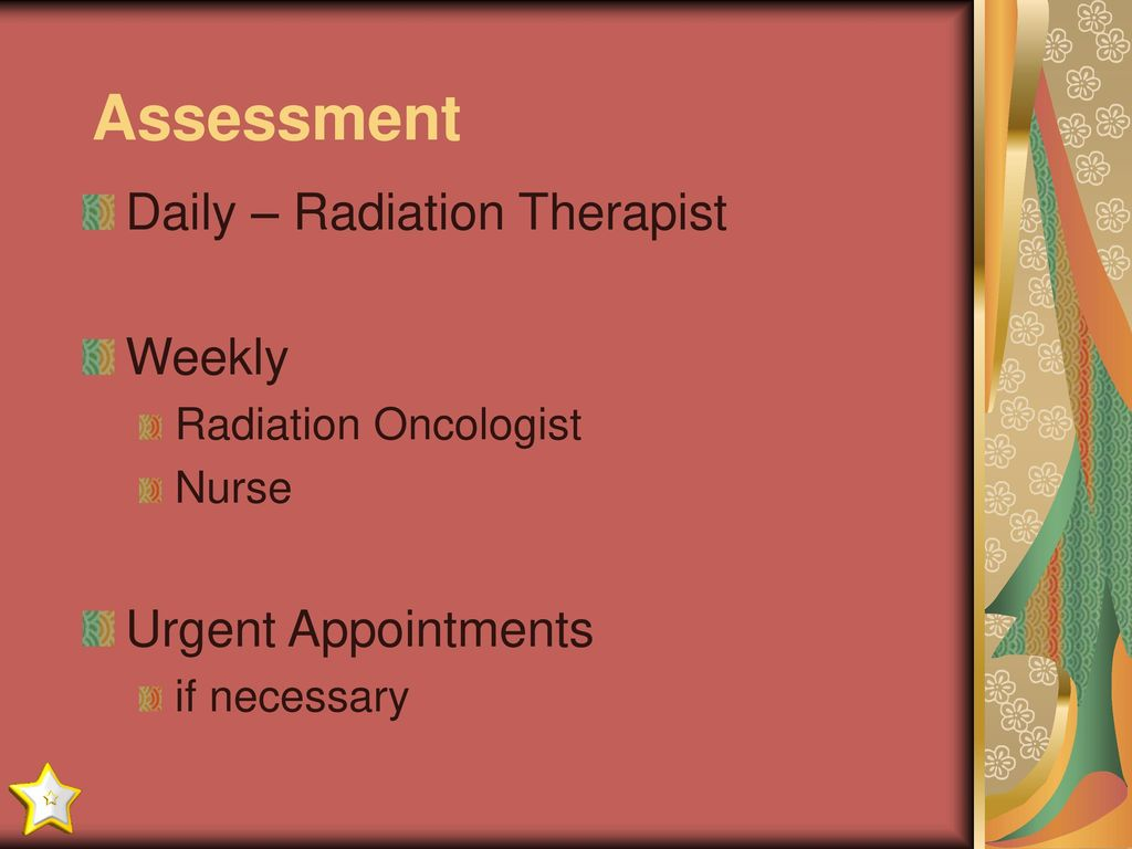 Radiation Oncology Nurse Cover Letter The Role Of Radiation Therapy In Breast Cancer Ppt Download