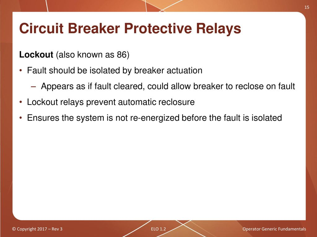 hight resolution of circuit breaker protective relays