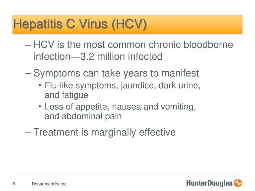 Bloodborne Pathogens General Awareness (For Non-Responders) - ppt ...