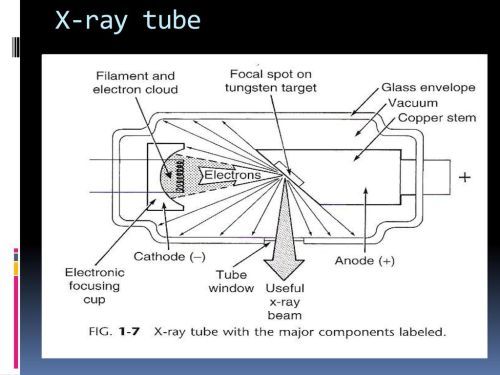 small resolution of 22 x ray tube