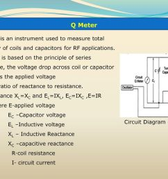 78 circuit diagram of q meter [ 1024 x 768 Pixel ]