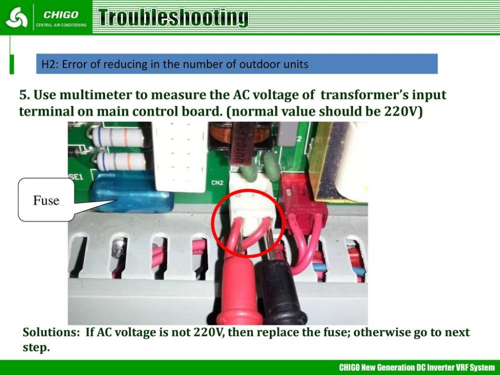 medium resolution of troubleshooting h2 error of reducing in the number of outdoor units