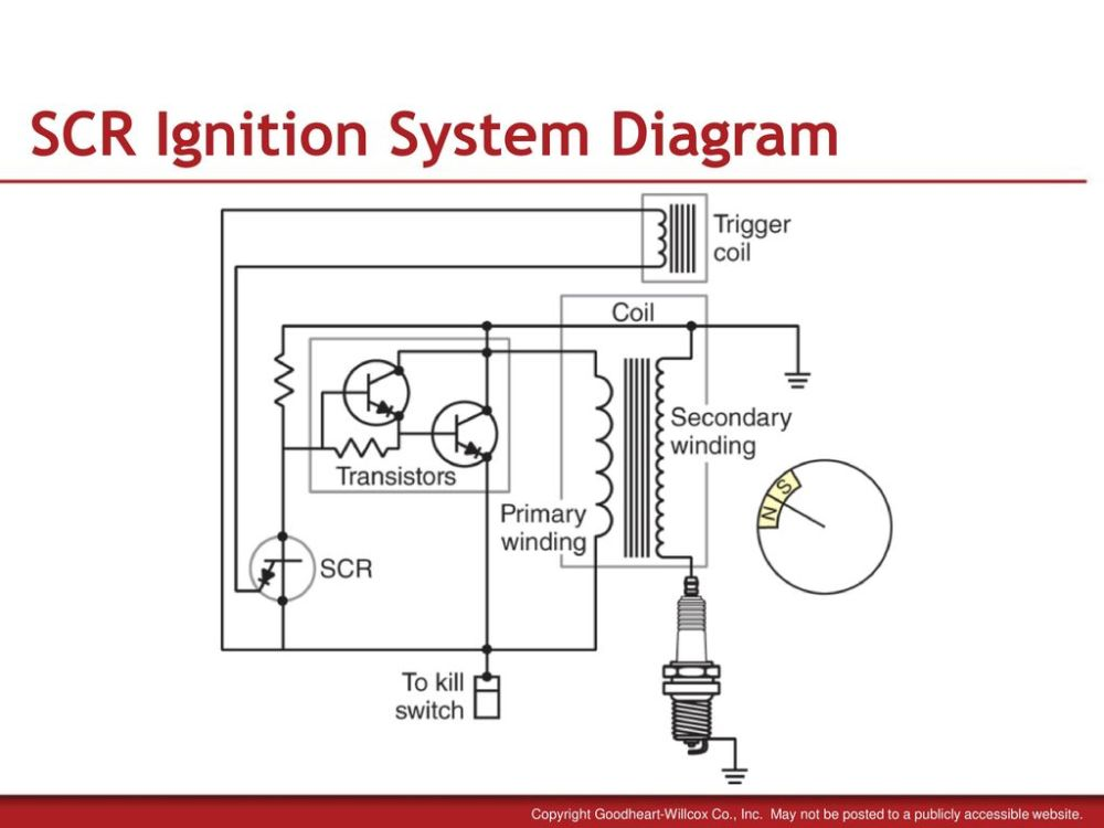 medium resolution of 26 scr ignition system diagram