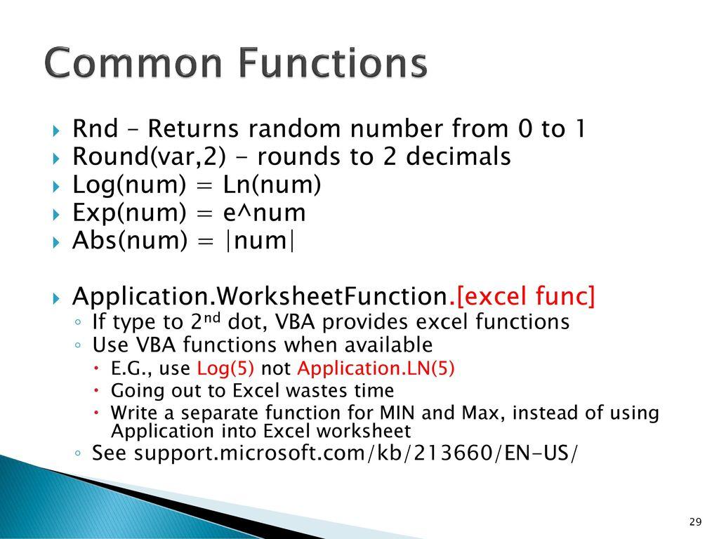 Printables Of Excel Vba Worksheetfunction Ln
