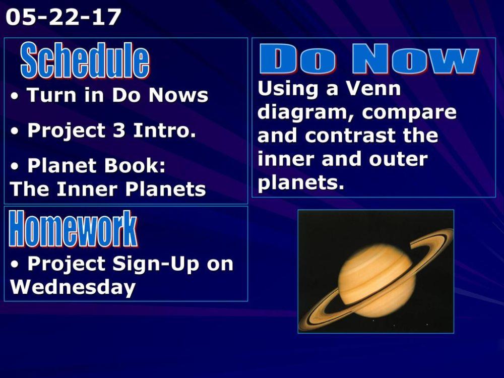 medium resolution of schedule do now homework