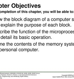 5 chapter objectives  [ 1024 x 768 Pixel ]
