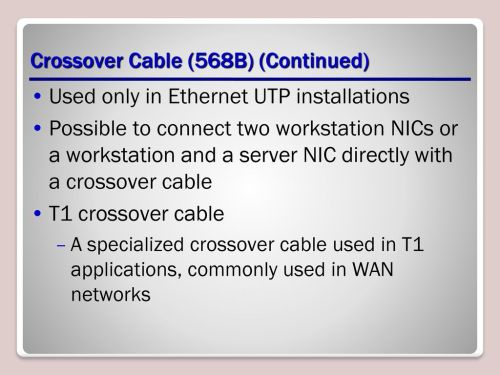 small resolution of crossover cable 568b continued