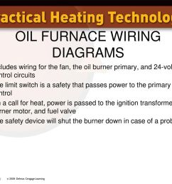 6 oil furnace wiring diagrams [ 1024 x 768 Pixel ]