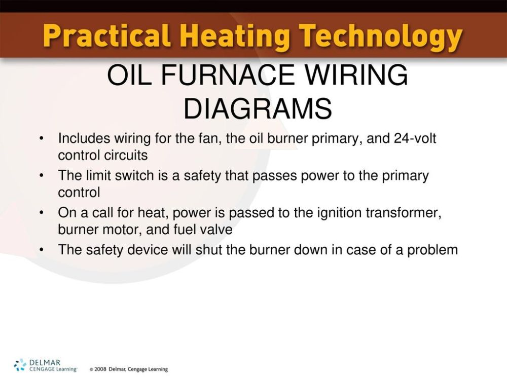 medium resolution of 6 oil furnace wiring diagrams
