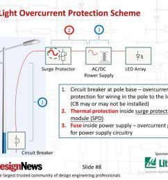 street light overcurrent protection scheme [ 1024 x 768 Pixel ]