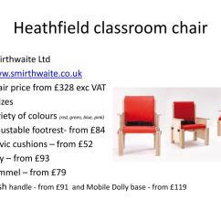 Heathfield Posture Chair Covers For Hire Roodepoort Seating Pre Referral Advice Schools And Early Years Settings Classroom