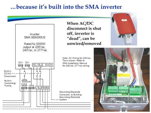 small resolution of solar pv updates pde summit december ppt download wiring ms dc disconnect